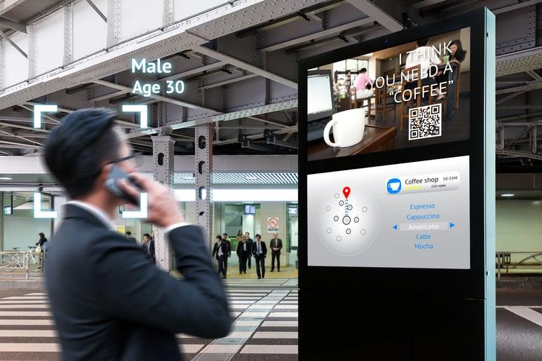 Kinettix_leverage digital signage across industries